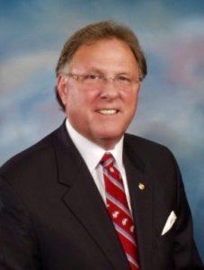 Mayor Jimmy Harris